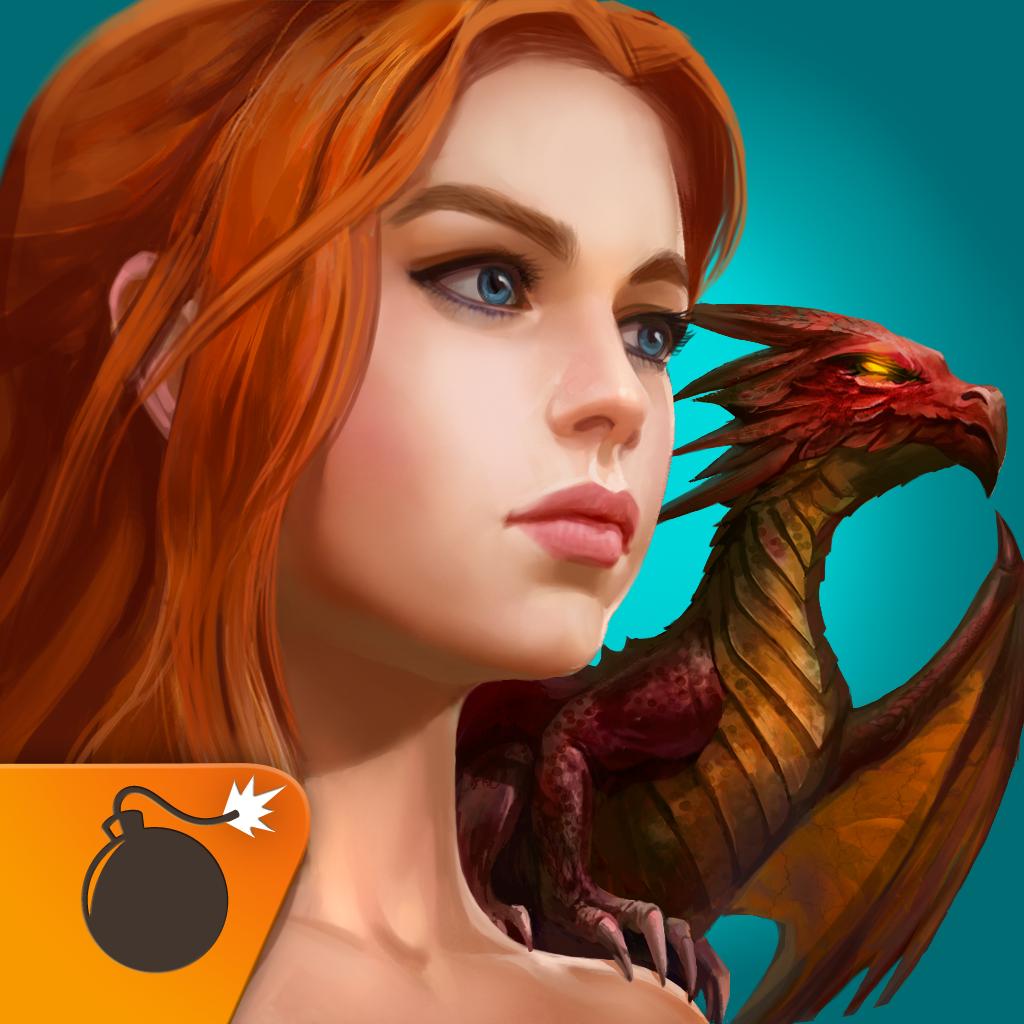 Dragons of Atlantis: Erben der Drachen iOS